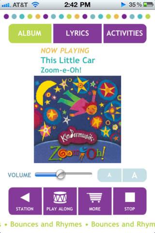 Kindermusik Radio: Like Pandora for kids