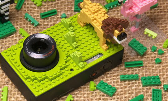Web Coolness: Adults and LEGO, kids and GPS, Nooks and coffee