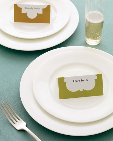 Martha Stewart printables make your table prettier, with a little help from Microsoft Office 10.