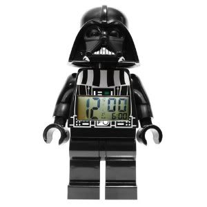 Luke, I'm your father. Also, a clock.