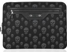 Long live Alexander McQueen. As a laptop case.