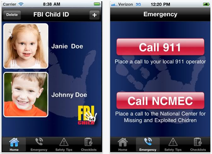 The FBI Child ID app – The one app we hope you'll never have to use