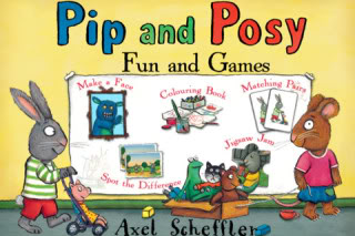Pip and Posy come to life on your iPad, and preschoolers aren't complaining a bit.