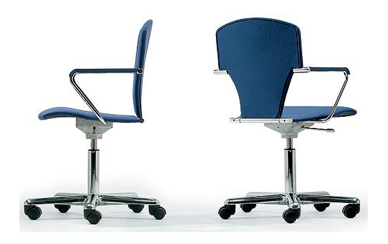 Desk chairs at DWR, now 15% more comfortable
