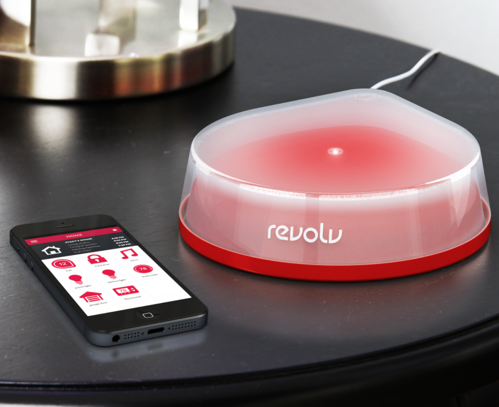 Piquing Our Geek: Revolv Home Automation