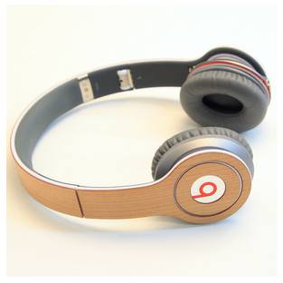 Cover your Beats in wood