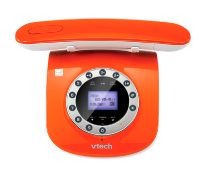 V Tech Retro Phone  – everything old is new again. Only prettier.