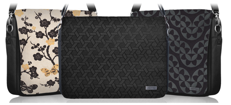 UNDFIND, the laptop bag that goes with everything