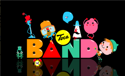 I'm with the Toca band.
