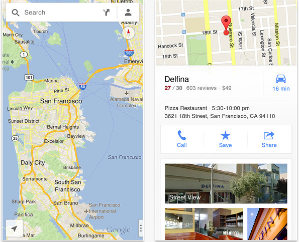 Google Maps is back for iPhone, finally!