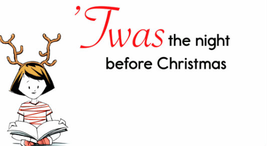 Twas the Night Before Christmas, web 2.0 style