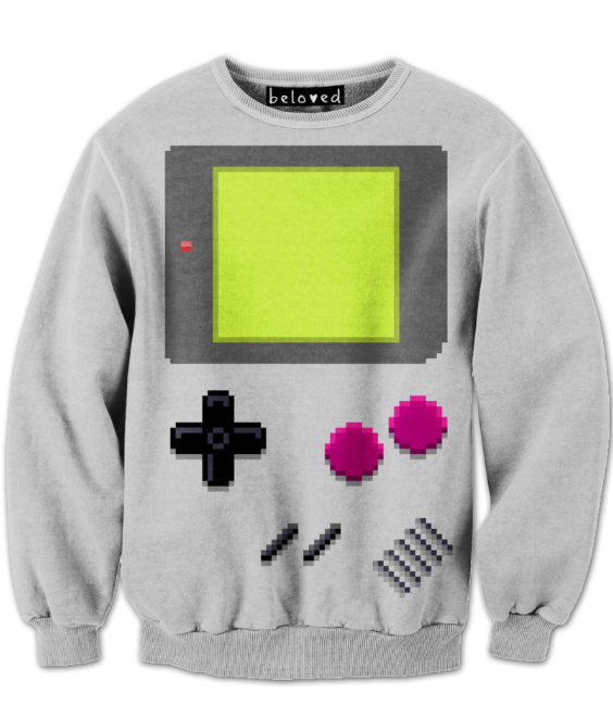 Cool Mom…Pixels? Garb for your favorite gamers