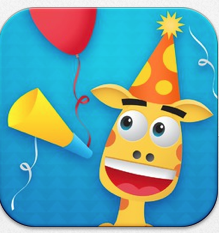 Shiny Party: A fun educational app for preschoolers. Especially when it's free.
