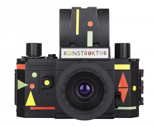 Building your own Lomo camera is a snap!