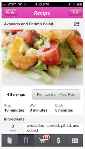 Mom365: A new free app to make meal planning a breeze. Yes, for dads too.