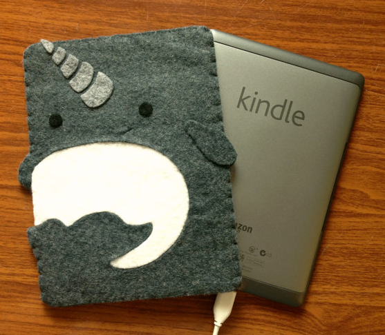 Keep your gadget cozy in the belly of a beast. Or a wizard. Or a Wookiee.