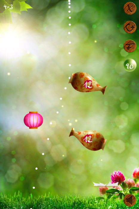 Zen Sand app: Particle physics gets relaxing. And addicting.