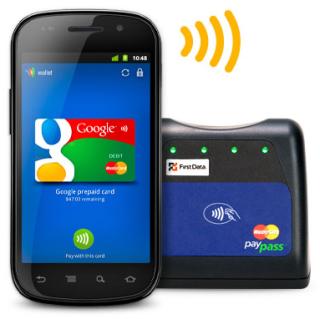 Piquing Our Geek: Google Wallet
