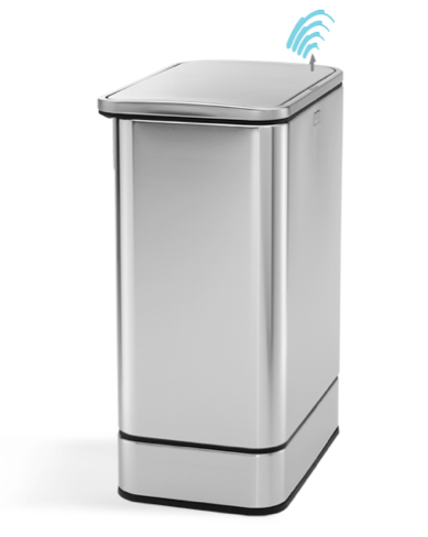 Can one covet a garbage can? If it's from simplehuman, it's likely.