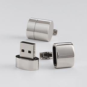 Where can I find the best WiFi? How about in your cuff links.