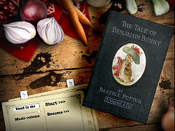 Beatrix Potter goes digital with The Tale of Benjamin Bunny