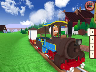 All aboard the Toca Train!