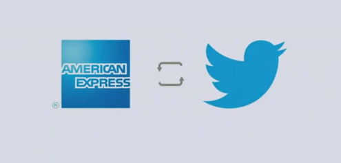 American Express and Twitter turn hashtags into purchase: A good reason to stay off Twitter when you're hitting the wine.