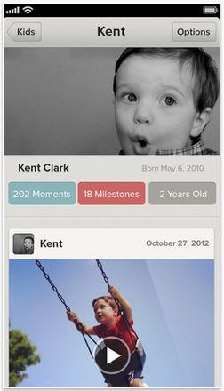 Preserve those precious kid memories with the Notabli app