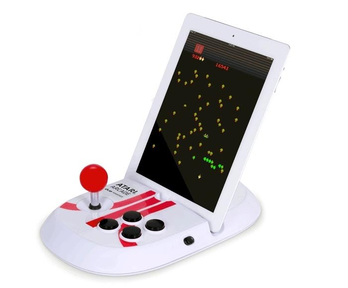 Atari Arcade: Who needs Cut the Rope when you've got Asteroids?