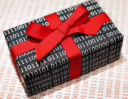 We wish you a techie Christmas!