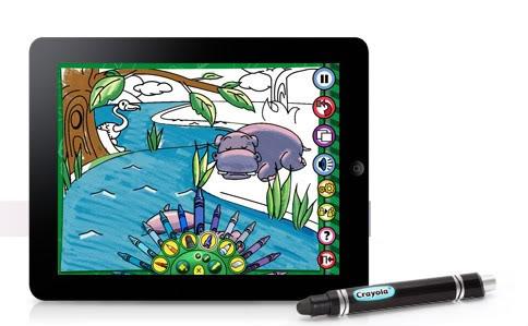Crayola goes high tech with ColorStudio HD