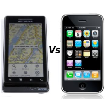 Droid vs. iPhone – Reader Q&A