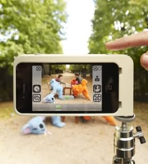 Turning your iPhone camera into a much better camera