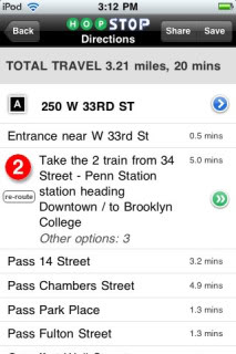 Take the subway. Take the bus. Take the stroller?