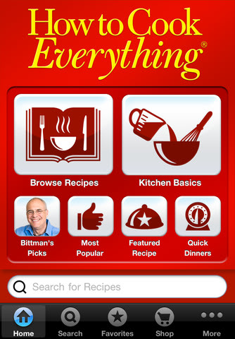 5 must-have cooking apps, because back-to-school means back-to-cooking