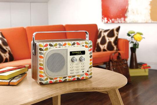 Not your grandma's adorable kitchen radio