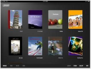Pholium: Professional photo e-books right on your iPad
