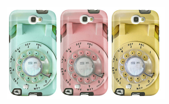 Samsung Galaxy Cases with a handy rotary dial