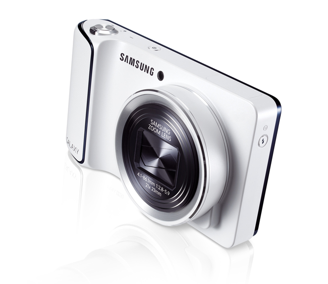 The Samsung Galaxy Camera: The reinvention of the camera in an internet age