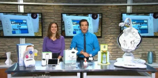 The coolest tech gadgets for new parents – Cool Mom Tech shares them on The Better Show