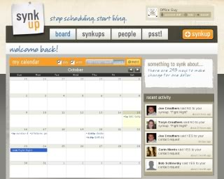 Synkup: For anti-social socialites