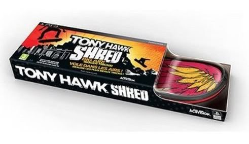 Tony Hawk: Shred – both cool and utterly terrifying