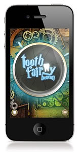 Yes, Virginia, there is a tooth fairy. This app proves it.