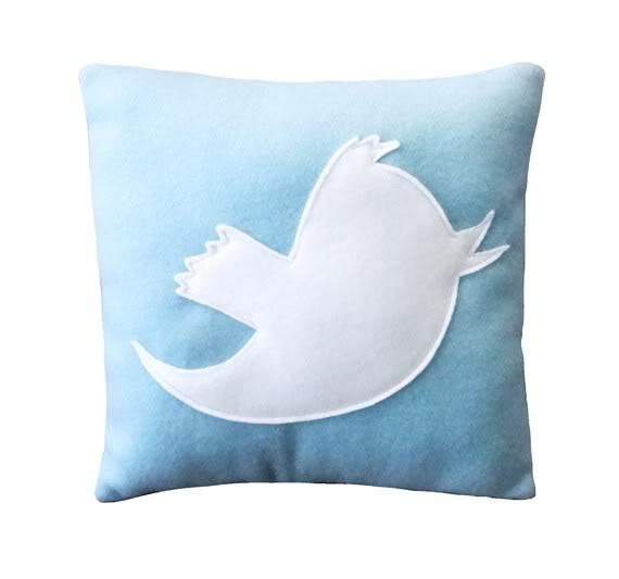 Internet-inspired pillows for your inner geek