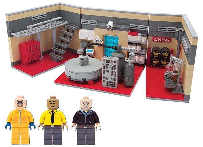 Web Coolness: Breaking Bad Lego lab, back to school tech and Disney princesses on Instagram