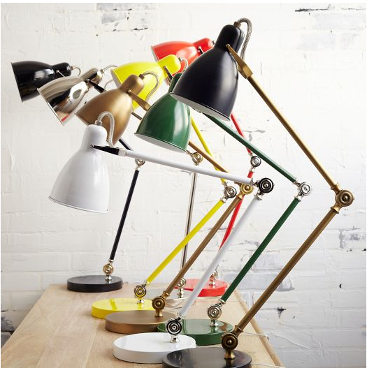 Need a new desk lamp for back to school time? Today's a good day to do it.