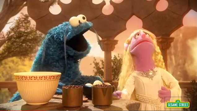 Must see video: Lord of the Crumbs, a Sesame Street parody
