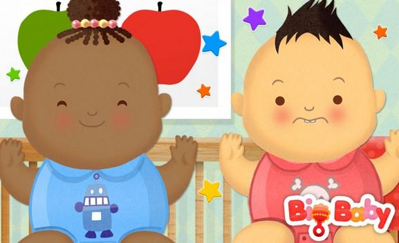 An app to help a big sibling get ready for a new baby. Or at least a virtual one.