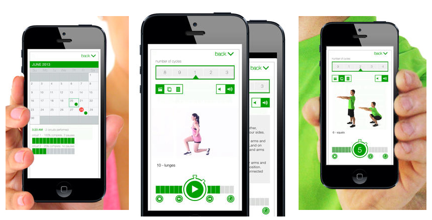The 7-minute workout app: Does it work?