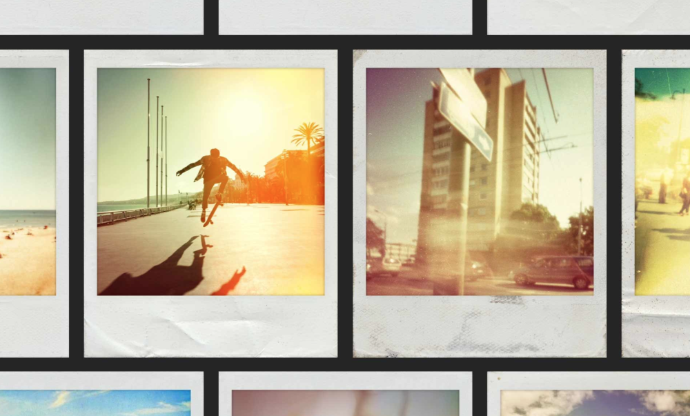 Polaroid is back in app form with the Polamatic App